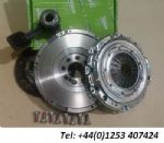 FORD FOCUS 1.8 TDCI SALOON, 2001 TO 2005 SMF FLYWHEEL & VALEO CLUTCH CONVERSION